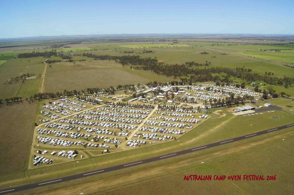 2016 ACOF Aerial Shot